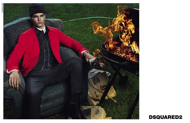 PREVIEW Arran Sly for Dsquared2 Fall 2014 by Mert & Marcus. www.imageamplified.com, Image amplified (2)