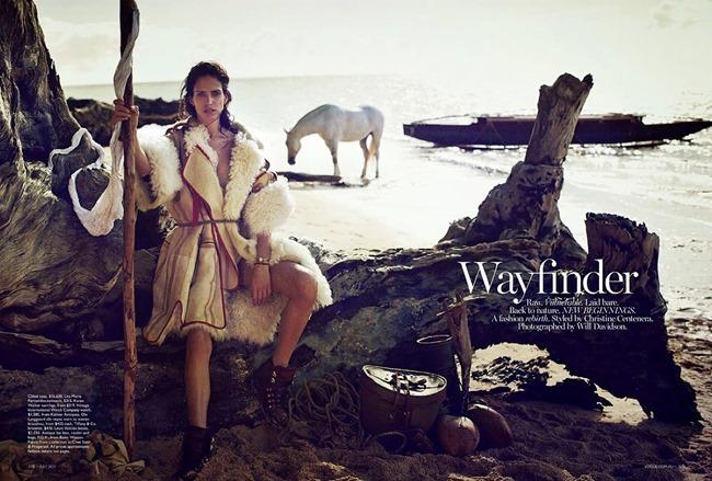 VOGUE AUSTRALIA Amanda Wesh in Wayfinder by Will Davidson. Christine Centenera, July 2014, www.imageamplified.com, Image Amplified (2)