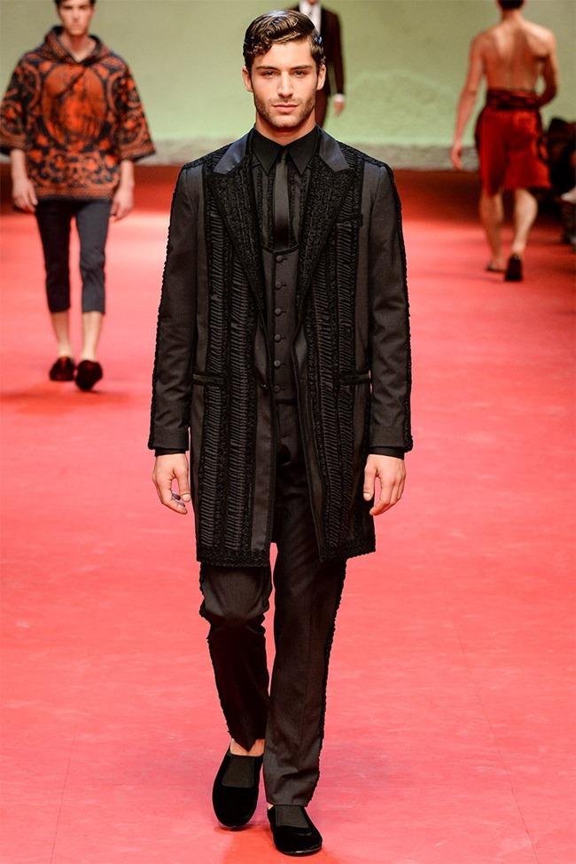 MILAN FASHION WEEK Dolce & Gabban Spring 2015. www.imageamplified.com, Image Amplified (18)