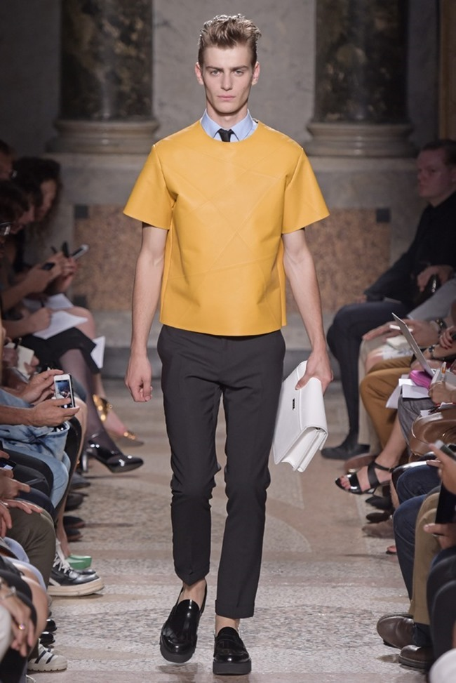 MILAN FASHION WEEK Les Hommes Spring 2015. www.imageamplified.com, Image Amplified (14)