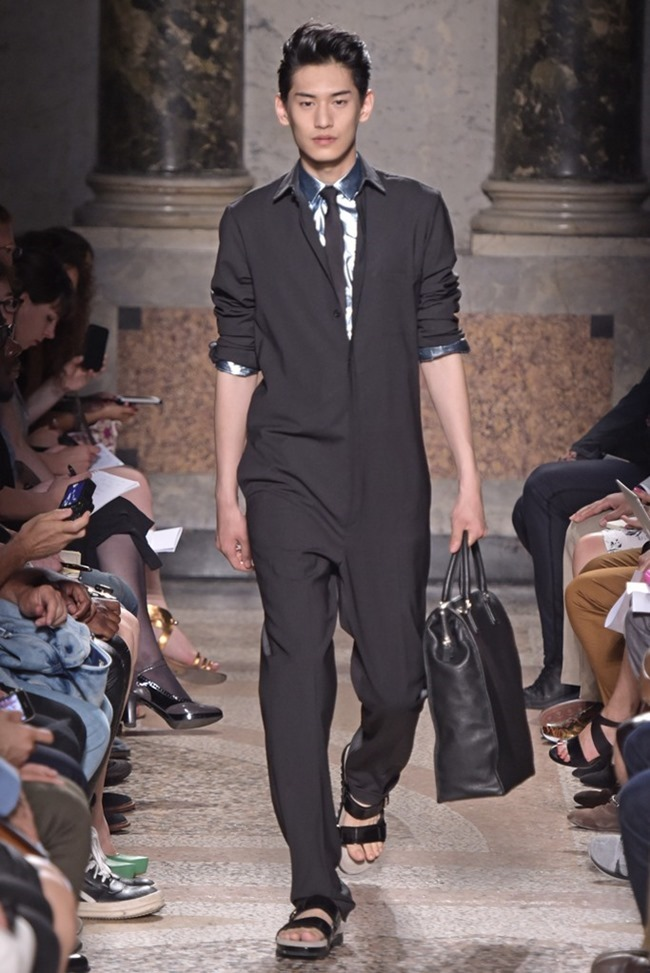 MILAN FASHION WEEK Les Hommes Spring 2015. www.imageamplified.com, Image Amplified (18)