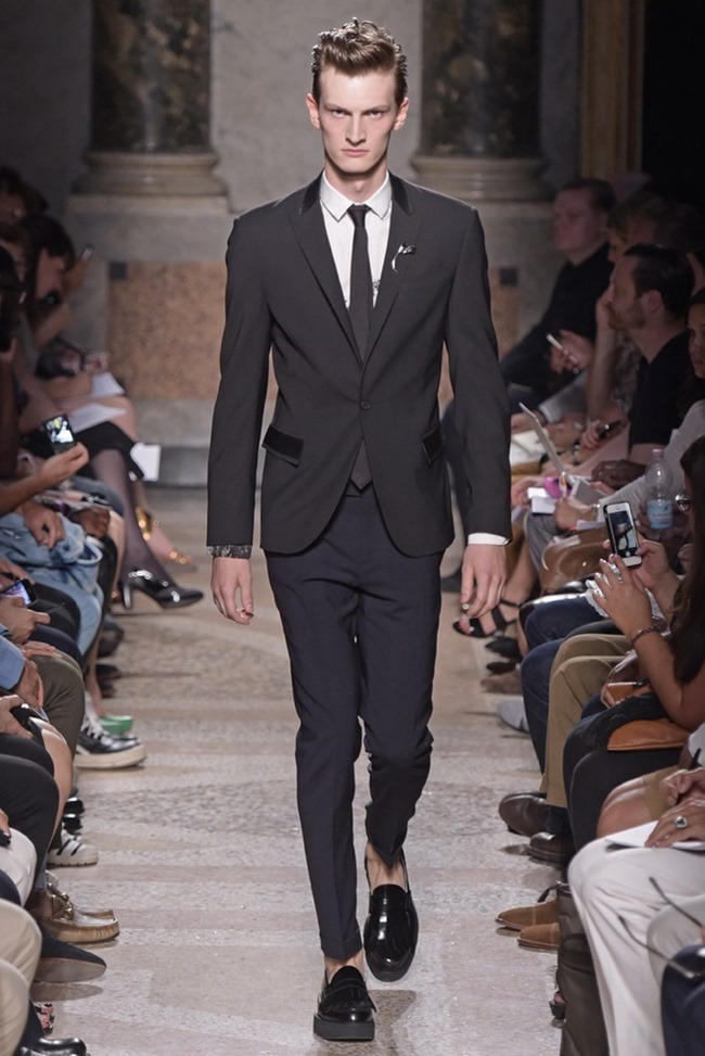 MILAN FASHION WEEK Les Hommes Spring 2015. www.imageamplified.com, Image Amplified (20)