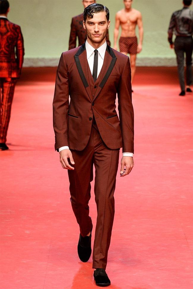 MILAN FASHION WEEK Dolce & Gabban Spring 2015. www.imageamplified.com, Image Amplified (41)