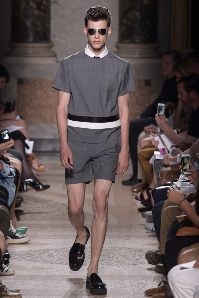 MILAN FASHION WEEK Les Hommes Spring 2015. www.imageamplified.com, Image Amplified (24)