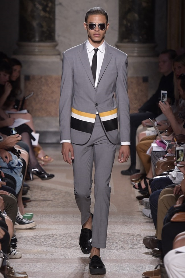 MILAN FASHION WEEK Les Hommes Spring 2015. www.imageamplified.com, Image Amplified (25)