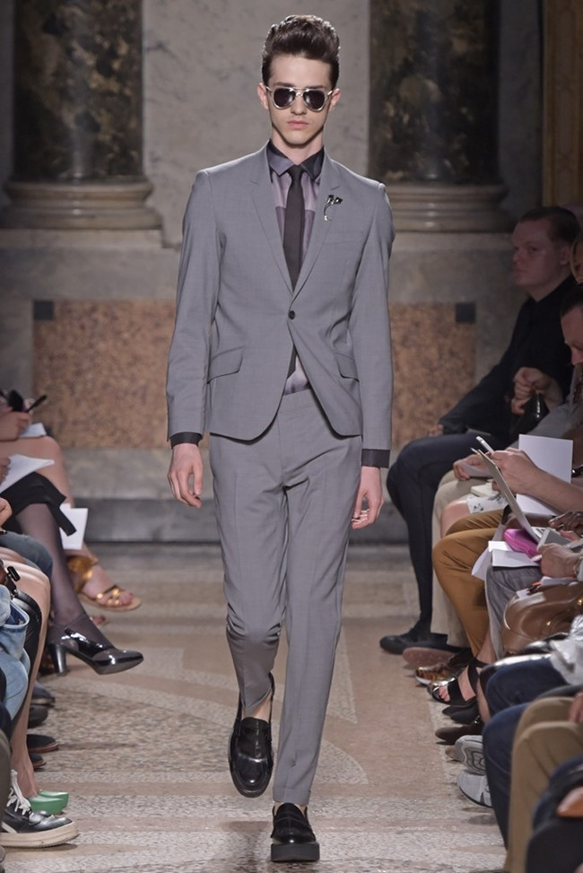 MILAN FASHION WEEK Les Hommes Spring 2015. www.imageamplified.com, Image Amplified (27)