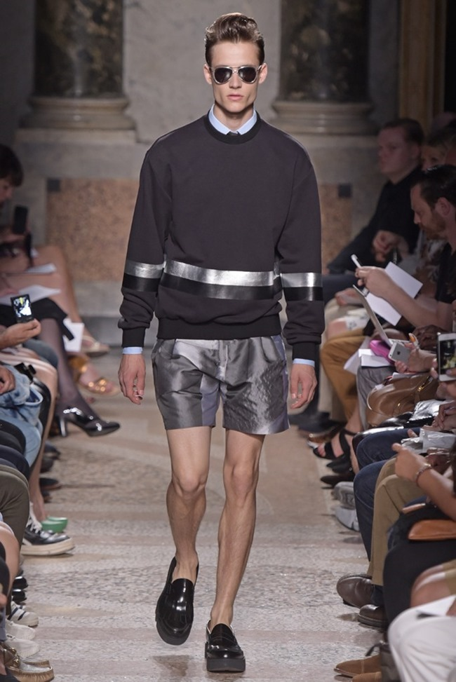 MILAN FASHION WEEK Les Hommes Spring 2015. www.imageamplified.com, Image Amplified (30)