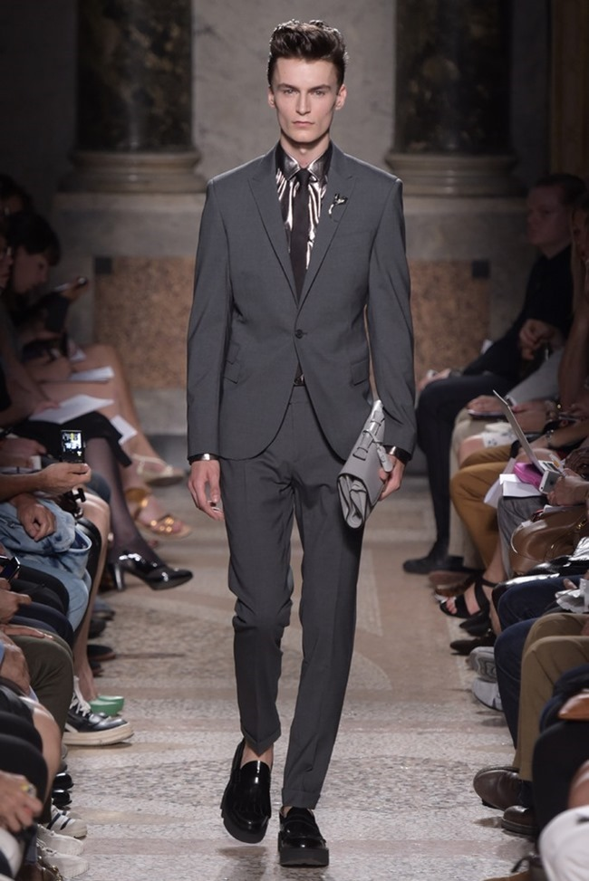 MILAN FASHION WEEK Les Hommes Spring 2015. www.imageamplified.com, Image Amplified (33)