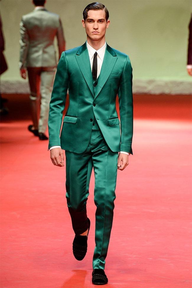 MILAN FASHION WEEK Dolce & Gabban Spring 2015. www.imageamplified.com, Image Amplified (71)