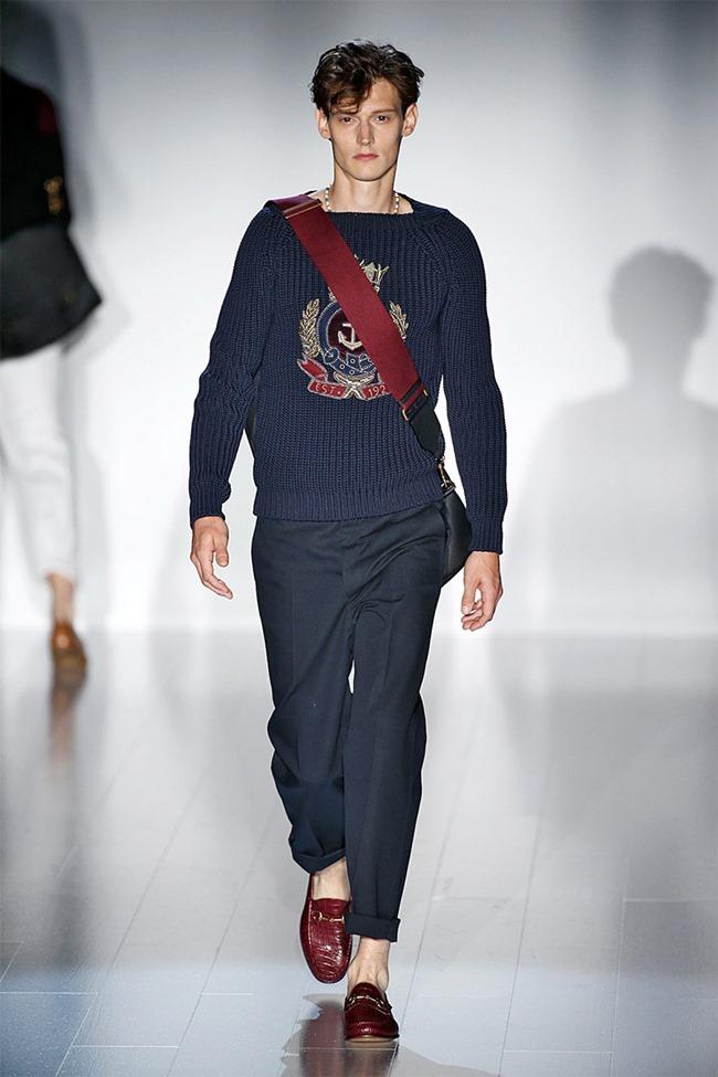 MILAN FASHION WEEK Gucci Spring 2015. www.imageamplified.com, Image Amplified (27)