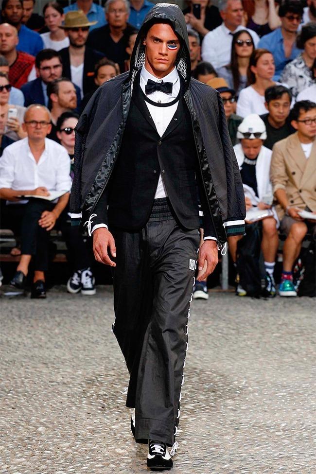 MILAN FASHION WEEK Moncler Gamme Bleu Spring 2015. www.imageamplified.com, Image Amplified (34)