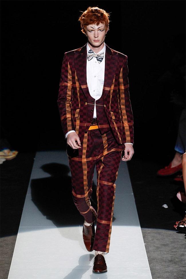 MILAN FASHION WEEK Vivienne Westwood Spring 2015. www.imageamplified.com, Image Amplified (16)