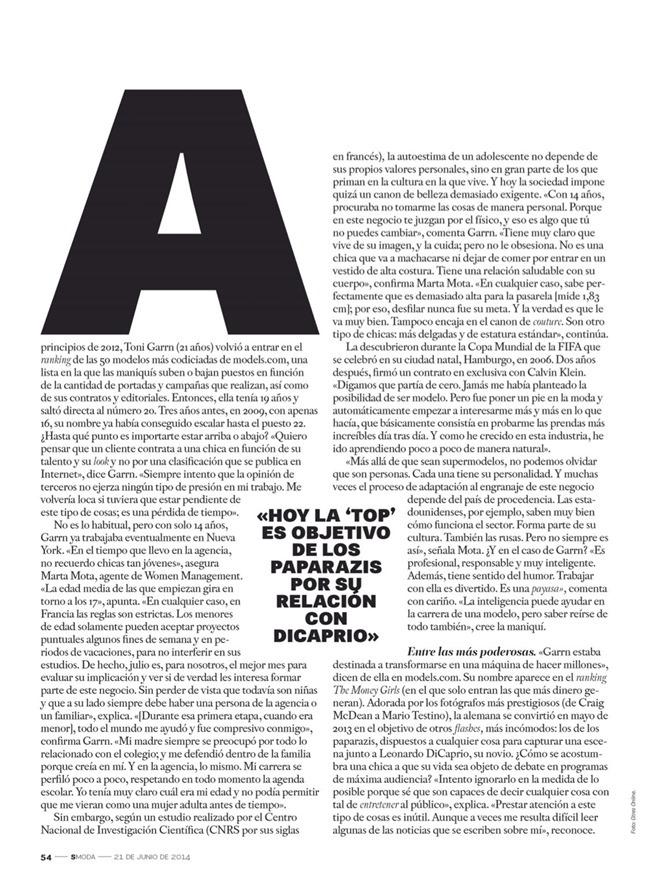 S MODA MAGAZINE Toni Garrn in Juego De Contrastes by Henrique Gendre. Empar Prieto, June 2014, www.imageamplified.com, Image Amplified (10)
