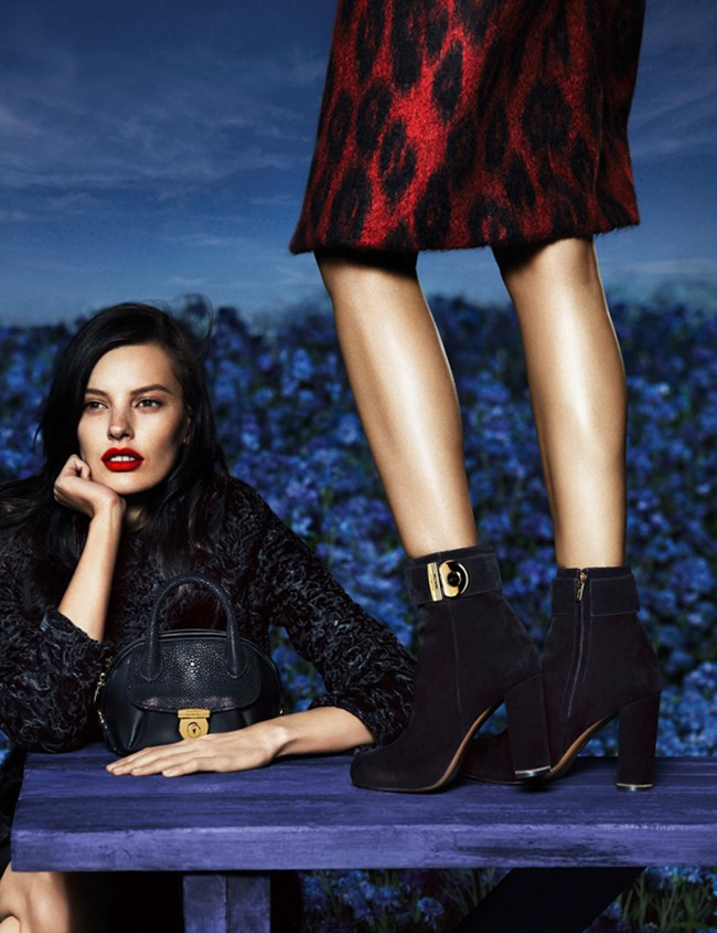 CAMPAIGN Salvatore Ferragamo Fall 2014 by Mert & Marcus. www.imageamplified.com, Image Amplified (4)