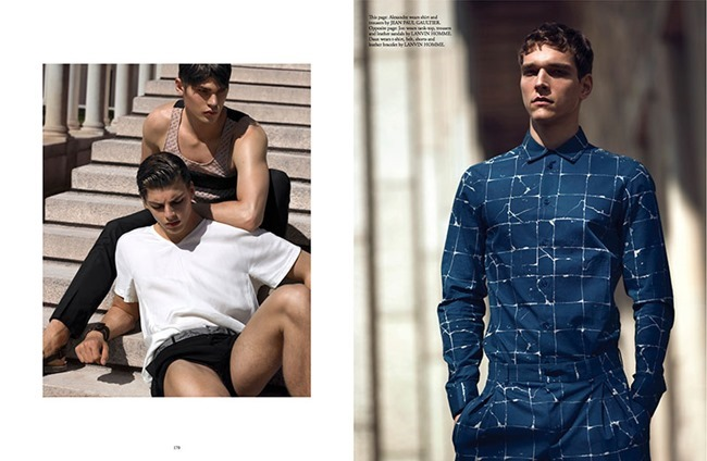 NARCISSE MAGAZINE Alexander Cunha in Structured Shades by David Ferrua. Summer 2014, www.imageamplified.com, Image Amplified (3)