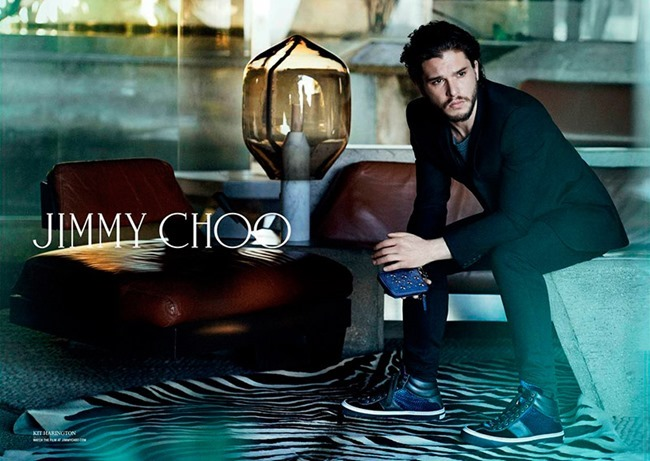 CAMPAIGN Kit Harington for Jmmy Choo Fall 2015 by Peter Lindbergh. www.imageamplified.com, Image Amplified (1)