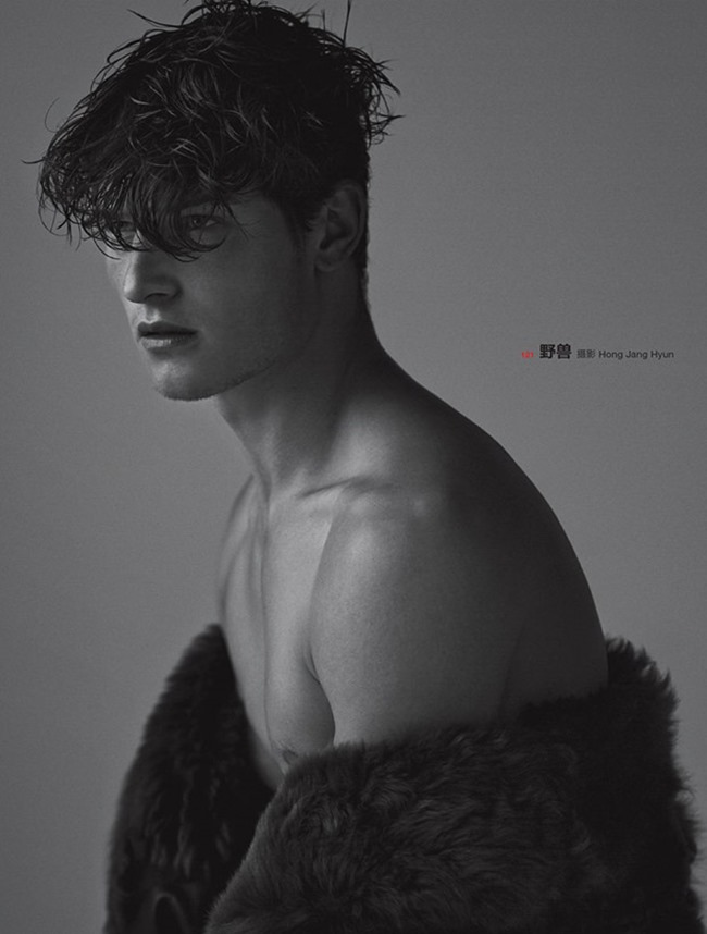 NUMERO HOMME CHINA John Todd by Hong Jang Hyun. Christian Stroble, Fall 2014, www.imageamplified.com, Image Amplified (2)