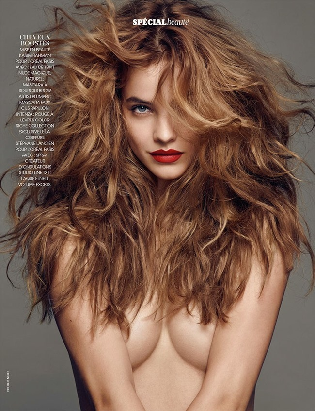 MADAME FIGARO FRANCE Barbara Palvin by Nico Bustos. October 2014, www.imageamplified.com, Image Amplified (8)