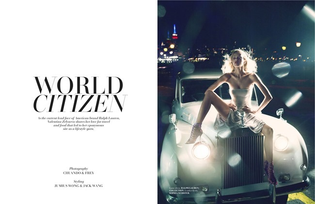 L'OFFICIEL SINGAPORE Valentina Zelyaeva in World Citizen by Chuando & Frey. Jumius Wong, Jack Wang, November 2014, www.imageamplified.com, Image Amplified (3)