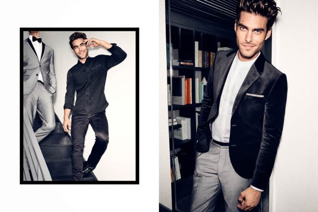 CAMPAIGN Jon Kortajarena & Arthur Gosse for H&M Fall 2014. www.imageamplified.com, Image Amplified (1)