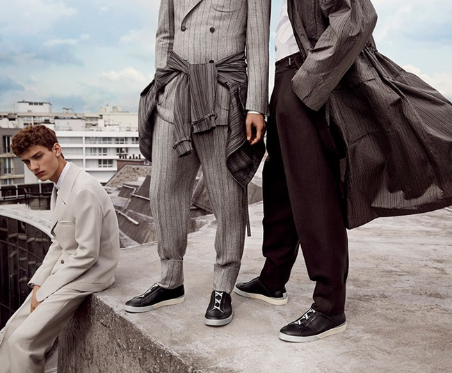 CAMPAIGN Ermenegildo Zegna Couture Spring 2015 by Inez & Vinoodh. Giovanni Bianco, www.imageamplified.com, Image Amplified (4)