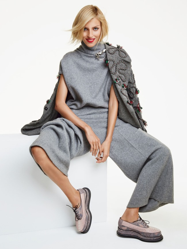 VOGUE CHINA COLLECTIONS Anja Rubik by Patrick Demarchelier. Daniela Paudice, December 2014, www.imageamplified.com, Image Amplified (10)