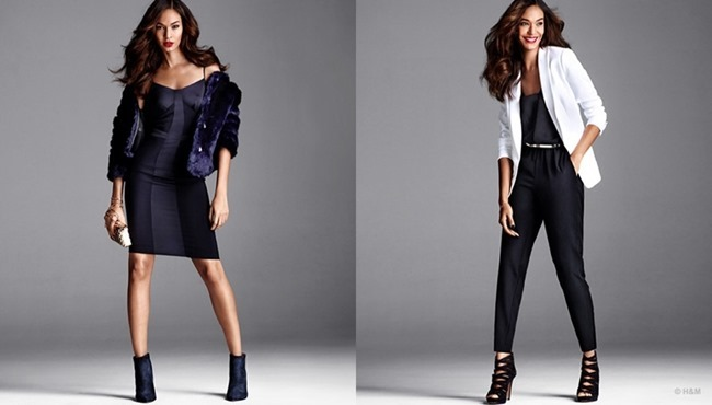 CAMPAIGN Joan Smalls for H&M Holiday 2014. www.imageamplified.com, Image Amplified (3)
