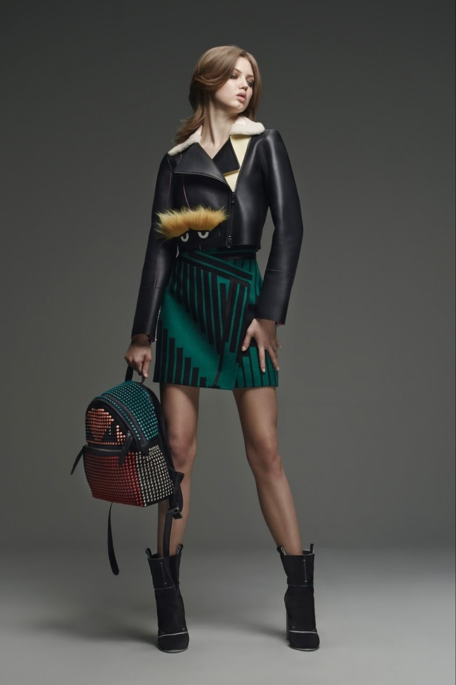 COLLECTION Lindsey Wixson for Fendi Pre-Fall 2015. www.imageamplified.com, Image Amplified (19)