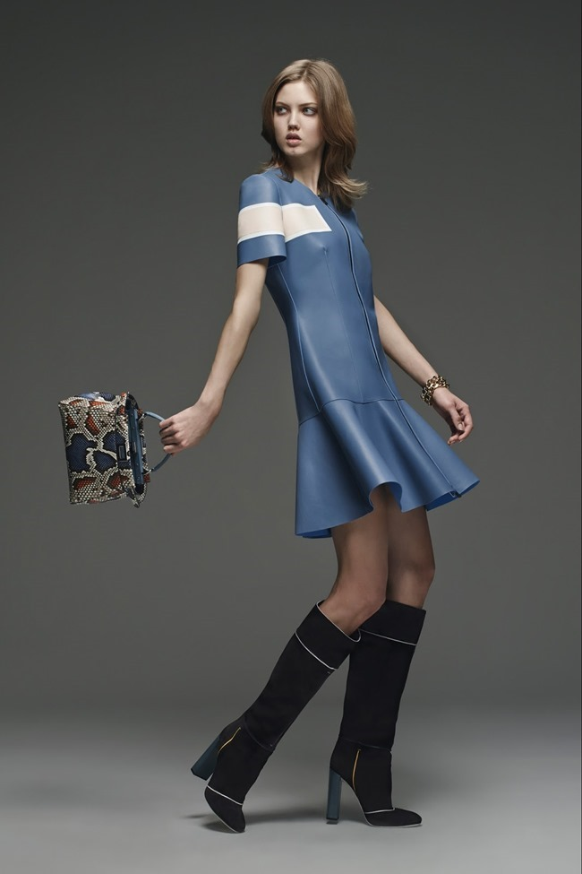 COLLECTION Lindsey Wixson for Fendi Pre-Fall 2015. www.imageamplified.com, Image Amplified (34)