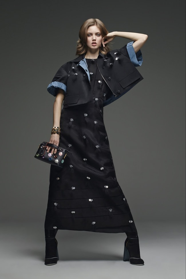 COLLECTION Lindsey Wixson for Fendi Pre-Fall 2015. www.imageamplified.com, Image Amplified (36)