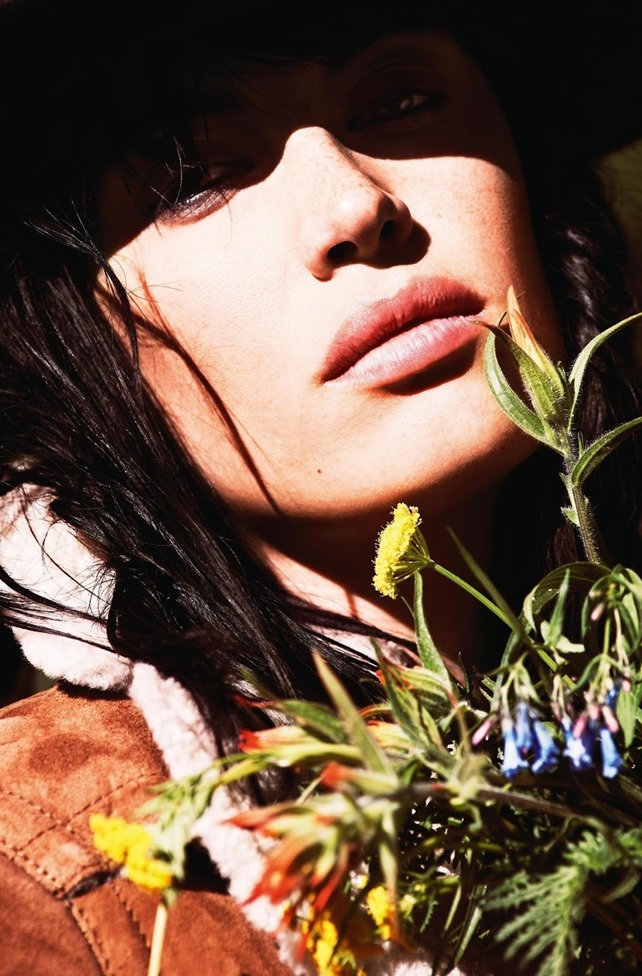 PORTER MAGAZINE Sabrina Ioffreda by Cedric Buchet. Naomi Miller, Winter 2014, www.imageamplified.com, Image Amplified (7)