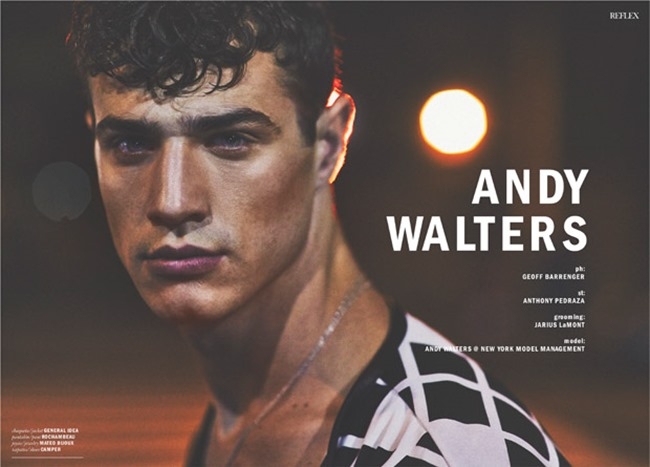 REFLEX HOMME Andy Walters by Geoff Barrenger. Anthony Pedraza, Fall 2014, www.imageamplified.com, Image Amplified (1)