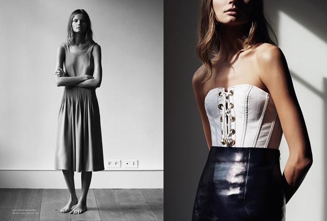 RUSSH MAGAZINE Magdalena Frackowiak by Ward Ivan Rafik. Anna Schiffel, January 2015, www.imageamplified.com, Image Amplified (6)