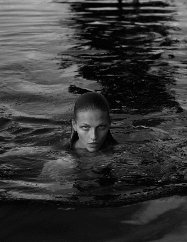 SCANDINAVIAN SSAW MAGAZINE Karlina Caune by Benjamin Vnuk. Oscar Lange, Spring 2015, www.imageamplified.com, Image amplified (2)