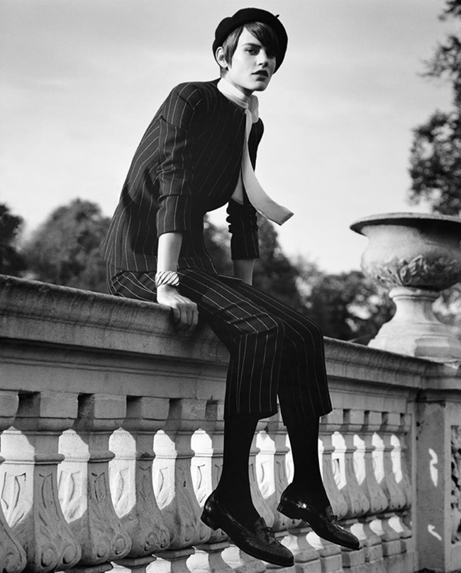VOGUE PARIS Saskia De Brauw by Alasdair McLellan. Anastasia Barbieri, December 2014, www.imageamplified.com, Image Amplified (11)