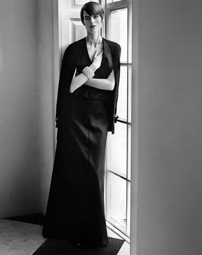 VOGUE PARIS Saskia De Brauw by Alasdair McLellan. Anastasia Barbieri, December 2014, www.imageamplified.com, Image Amplified (1)