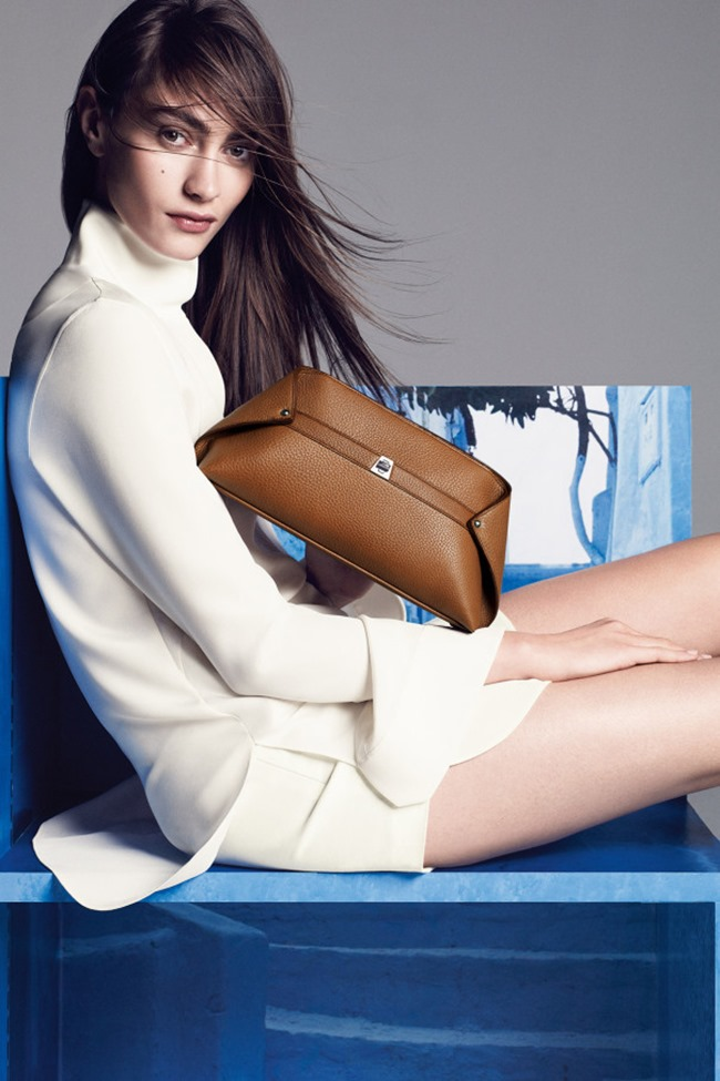 CAMPAIGN Marine Deleeuw for Akris Resort 2015 by Lachlan Bailey. www.imageamplified.com, Image Amplified (8)