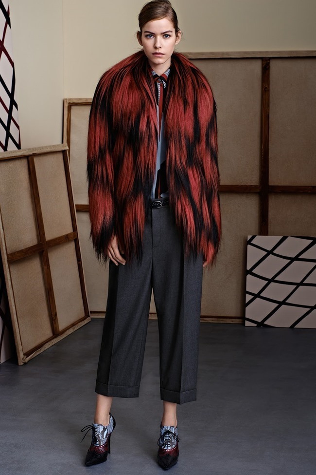 COLLECTION Gucci Pre-Fall 2015. Francesca Burns, www.imageamplified.com, Image Amplified (1)