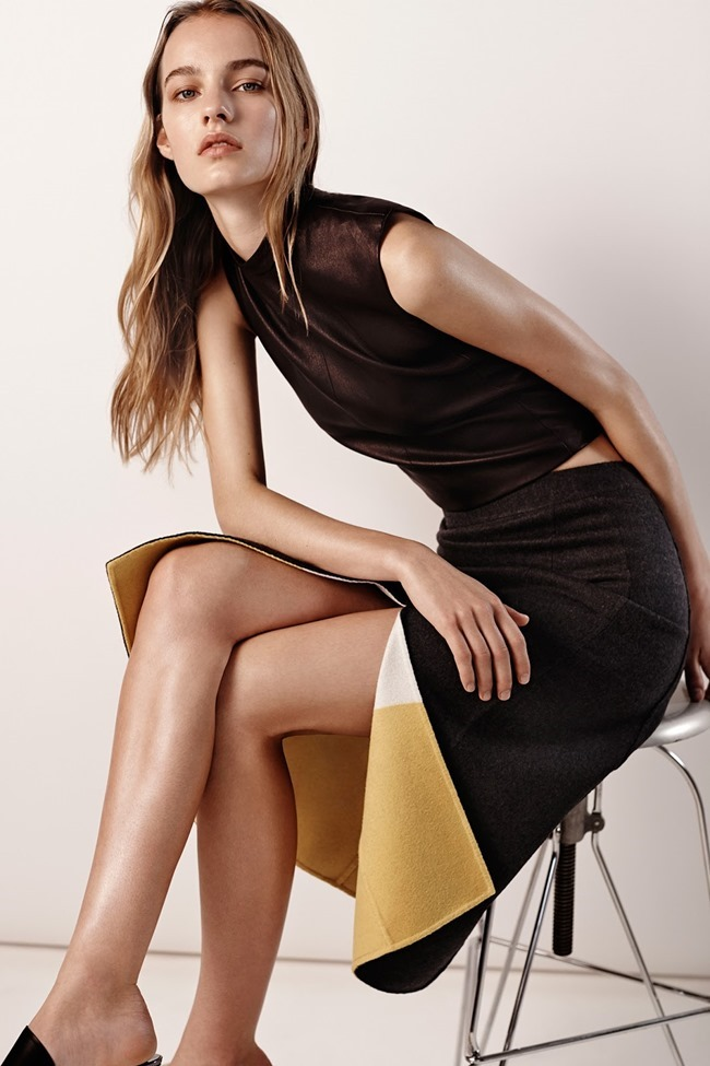 COLLECTION Narciso Rodriguez Pre-Fall 2015 by Josh Olins. www.imageamplified.com, Image Amplified (4)