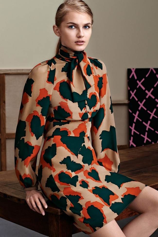 COLLECTION Gucci Pre-Fall 2015. Francesca Burns, www.imageamplified.com, Image Amplified (17)