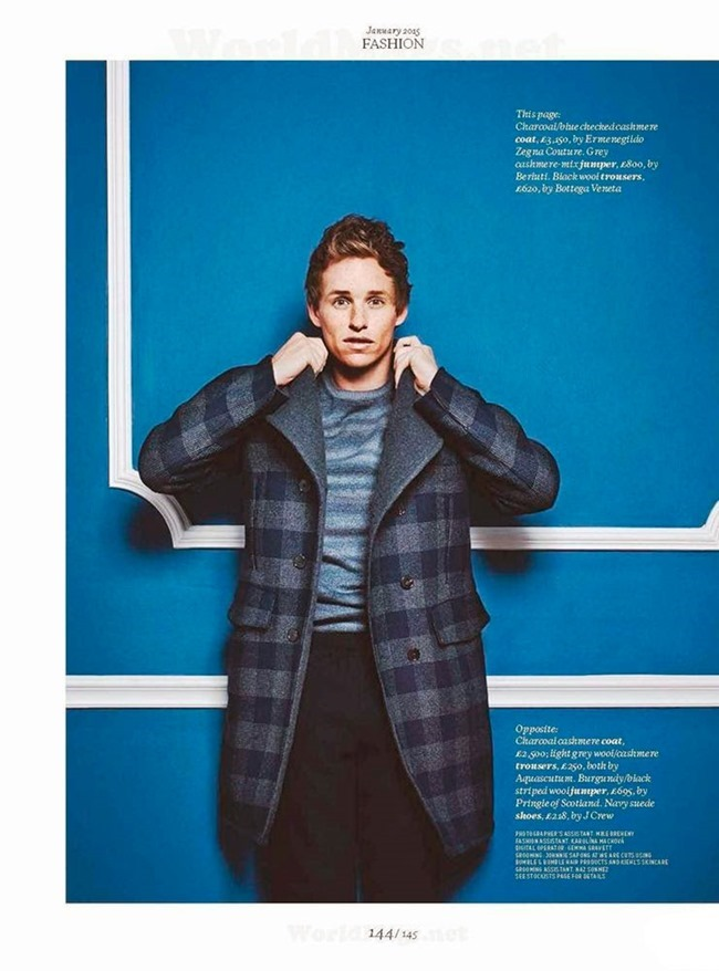 ESQUIRE UK Eddie Redmayne by Simon Lipman. Gareth Scourfield, January 2015, www.imageamplified.com, Image Amplified (6)