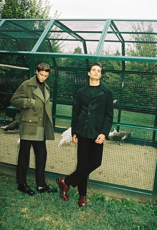IL MAGAZINE Zoran Karan & Roel Nabuurs by Alberto Moreu. Alessandro Cardini, Fall 2014, www.imageamplified.com, Image Amplified (2)