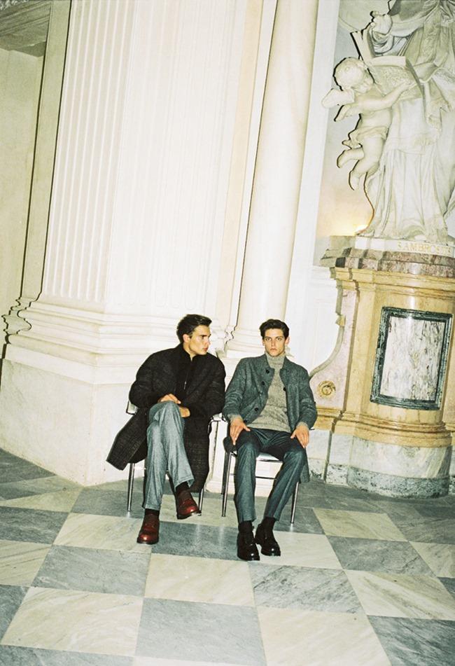 IL MAGAZINE Zoran Karan & Roel Nabuurs by Alberto Moreu. Alessandro Cardini, Fall 2014, www.imageamplified.com, Image Amplified (4)