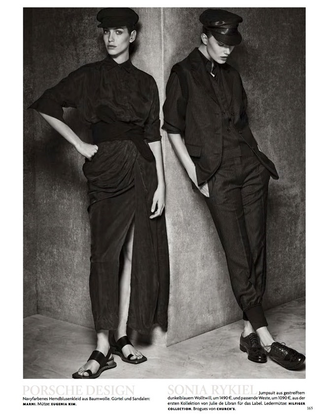 VOGUE GERMANY So Schon, So Chic by Giampaolo Sgura. Christiane Arp, Nicola Knels, January 2015, www.imageamplified.com, Image Amplified (34)