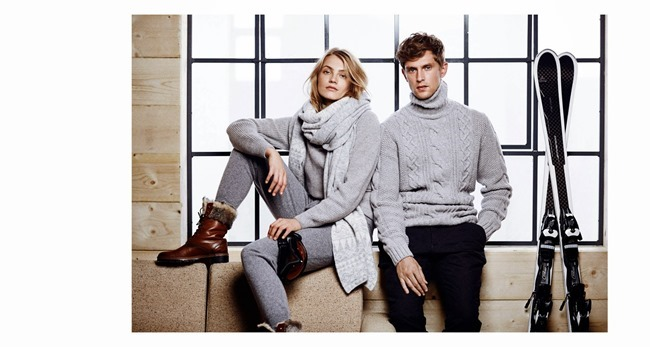 CAMPAIGN Mathias Lauridsen for Massimo Dutti Fall 2014 Apres Ski, www.imageamplified.com, Image Amplified (3)