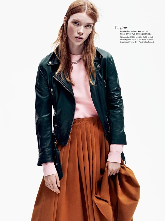 ELLE SWEDEN Julia Hafstrom by Honer Akrawi. Josephine Aune, January 2015, www.imageamplified.com, Image Amplified (11)