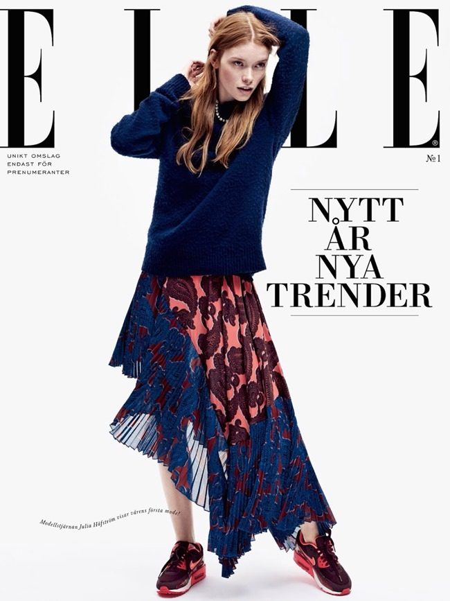 ELLE SWEDEN Julia Hafstrom by Honer Akrawi. Josephine Aune, January 2015, www.imageamplified.com, Image Amplified (2)