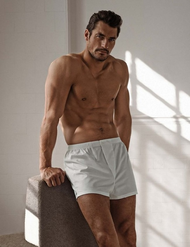 LOOKBOOK David Gandy for Autograph at Marks & Spencer 2014 by Mariano Vivanco. www.imageamplified.com, Image Amplified (2)