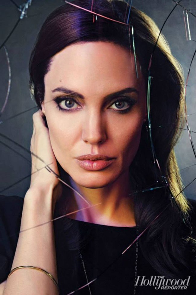THE HOLLYWOOD REPORTER Angelina Jolie by Joe Publiese. January 2015, www.imageamplified.com, Image Amplified (4)