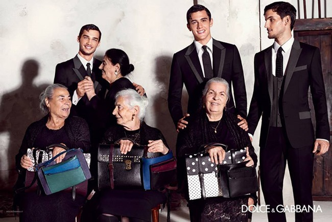 CAMPAIGN Dolce & Gabbana Sprring 2015 by Domenico Dolce. www.imageamplified.com, Image Amplified (4)